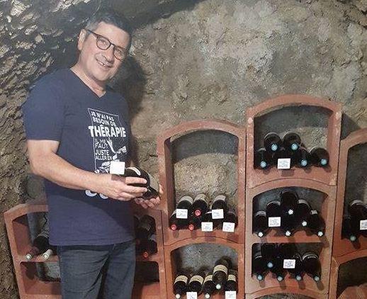 Le CLIPOGOULO…c'est «Champagne» pour François !