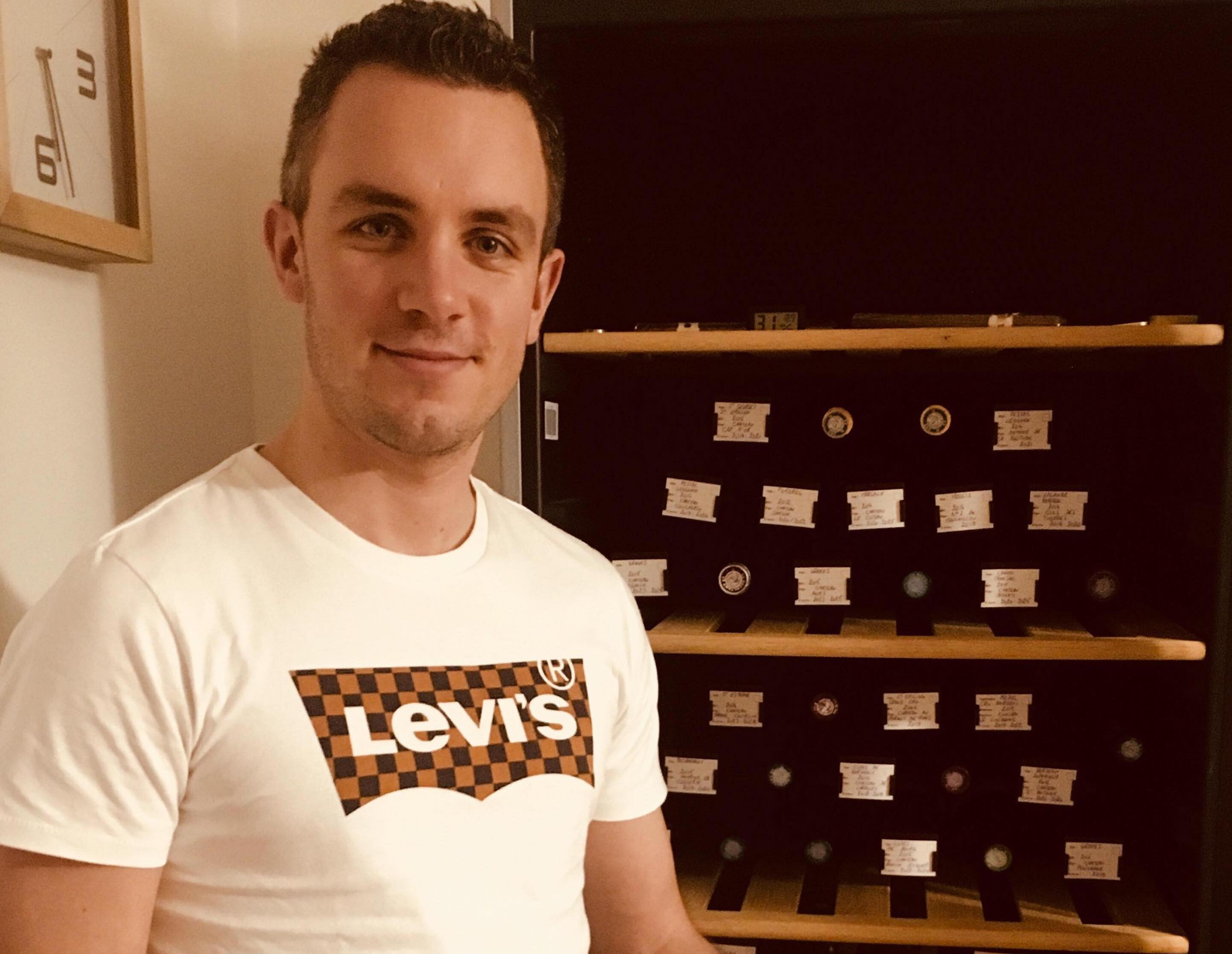 Fabien, a young wine-lover… and CLIPOGOULO fan!