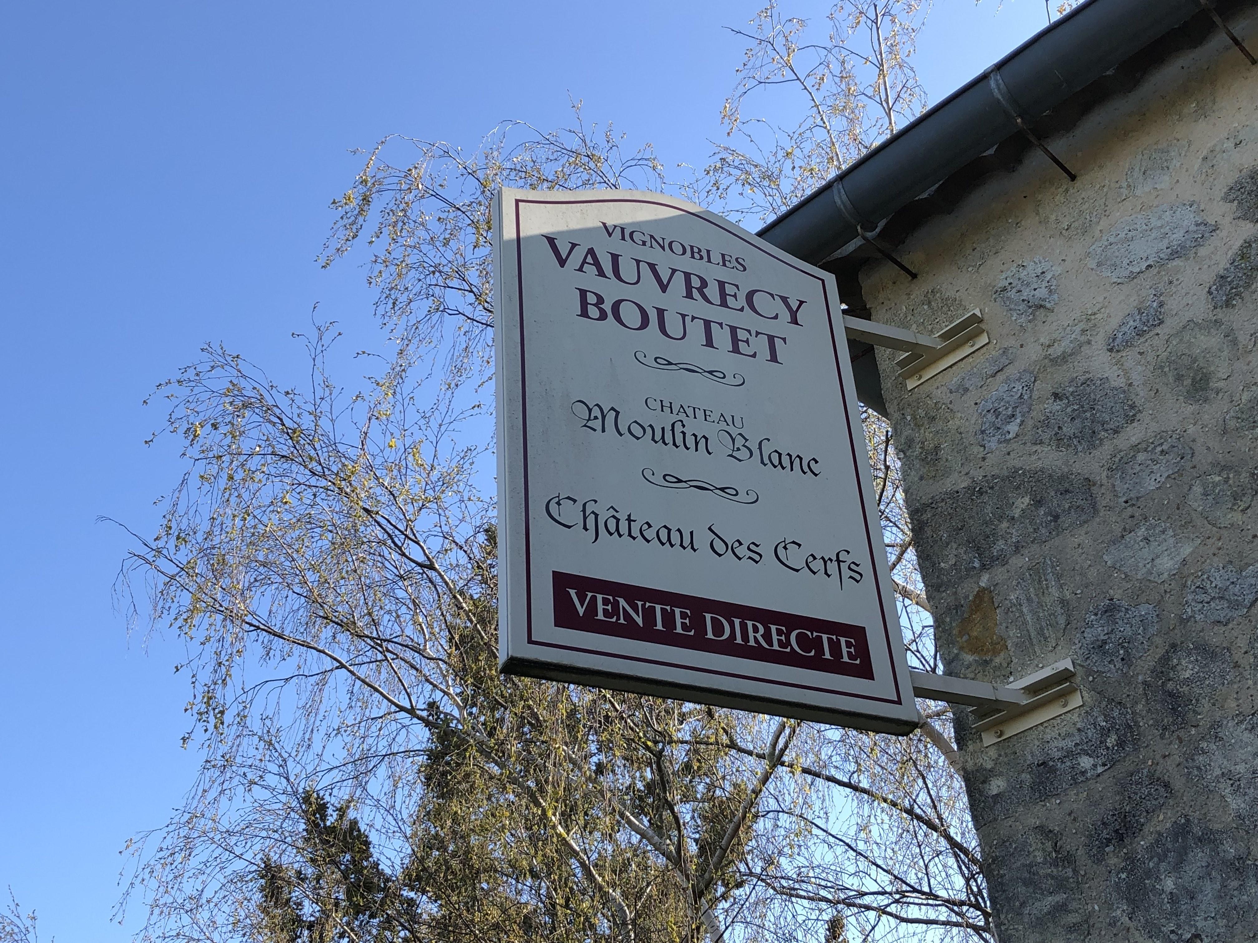 Vauvrecy-Boutet : un viticulteur heureux de son CLIPOGOULO personnalisé !